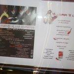 il simpatico menu'