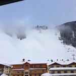 Skiing Zauchensee