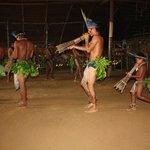 Tribe visit