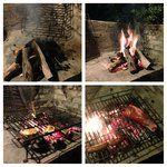 My first Parilla/Asado