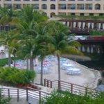 Área do hotel