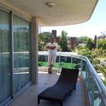 balcon hacia chiverta
