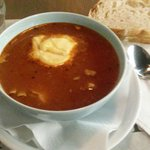 The much-talked-about fish soup