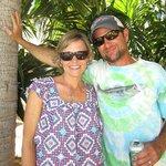 Us at Coral Paradise