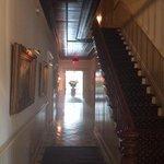 Fauchere hallway
