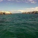 Maravillosa vista de las Islas Marietas