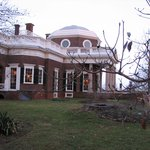 West View of Monticello