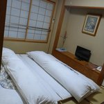 comfy japanese style bedroom