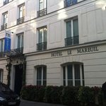 rue de malte, hotel