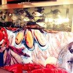 delicious typical fish:Dourada