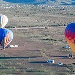 Hot Air Balloon Ride in North Phoenix