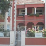 Aussenansicht Villa Rosa