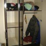 Closets amplios