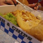 Foto di Docklands Fish and Chips
