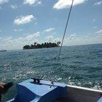 Johnny Cay Island