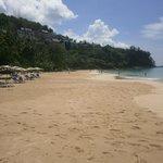 plage de kamala