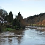 View of river Wye