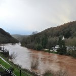 River Wye (on a bad day)