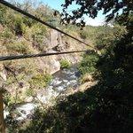 Canopy Tour across river