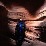 Antelope Canyon Navajo Tours -- Guide Upper Antelope Canyon