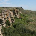 cliffs where the buffalo jumped