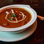 The Murgh Makhni. -A heavenly soup!