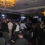 Skyline Ballroom dancing to Peter Rivera & Big Mumbo, New Years