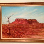 There are several works by Sidney Nolan