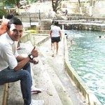 Ubence at Arcilaca Thermal Hot Springs
