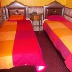 hotel mozart - stanza 139 - letti
