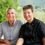 Hosts, Clare & Peter