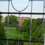 Blick auf den Kensington Park