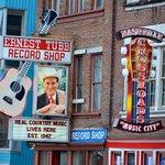 Earnest Tub Record Shop…Broadway Street