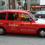Loden taxi