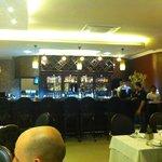 Photo of the bar in Tucanos