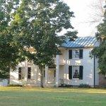 Front of the Sam Davis Home, Smyrna, TN