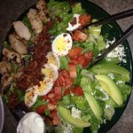 Full size Cobb salad