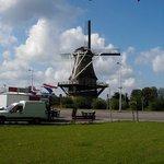 The windmill.