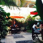 Cafe Atitlan patio