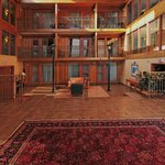 The Atrium at the Banff Ptarmigan Inn