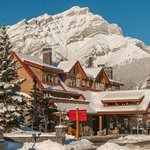 Winter at the Banff Ptarmigan Inn