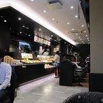 San Marco Cafe ground floor