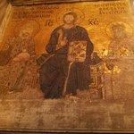 Mosaic in the Church