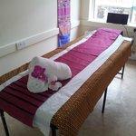 Oil Massage Bed