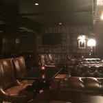 Bar/Library