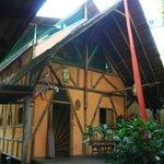 The Garden House / Casa Bambu
