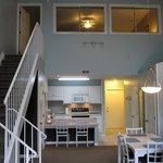 Main Living Area, Kitchen, Upstairs Bedroom