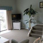 Flat Screen TV in Main Living Area