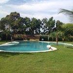 piscina da Villa La torre...