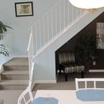 Stairs Leading To Upstairs Bedroom